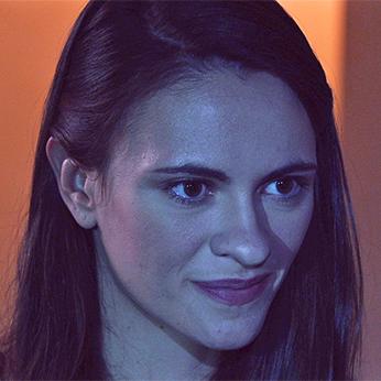 Charlotte Arnoux as Abisha